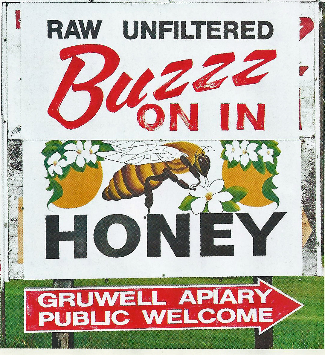Buzzz on in....click here for our About Us page.